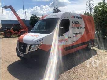 NISSAN NV400 Cargo - Koffer LKW