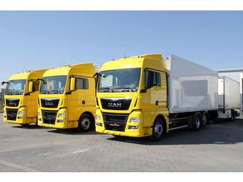MAN MAN TGX 26.440 / E6 / 6x2 / Schmitz Carrier 18 EPAL 3 UNITS AVA - Kühlkoffer LKW