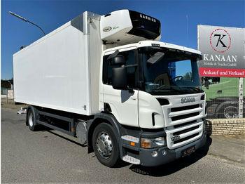 Kühlkoffer lkw Scania P230 Euro5 Tiefkühl Carrier850 Lamberet LBW-Falt