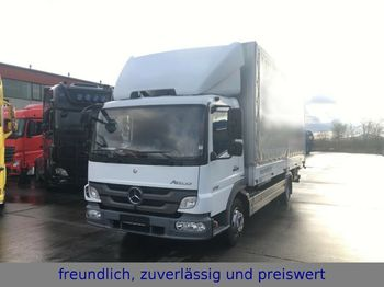 Plane LKW Mercedes-Benz ATEGO 818 * EURO 5 * 1. HAND *