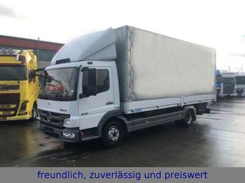 Plane LKW Mercedes-Benz * ATEGO 818 * EURO 5 * LBW 1,5 TON *