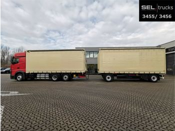 Mercedes-Benz Actros 2542 / Ladebordwand / Retarder  - Plane LKW
