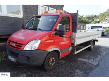 Iveco Daily - Plateau LKW