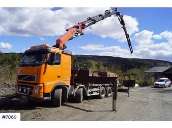 Volvo FH 480 8x4 - Plateau LKW