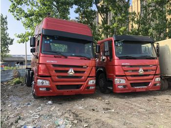 sinotruk Sinotruk Truck tractor - Plateau LKW