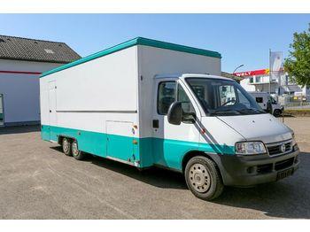 Fiat Verkaufsfahrzeug Borco Höhns  - Verkaufsfahrzeug
