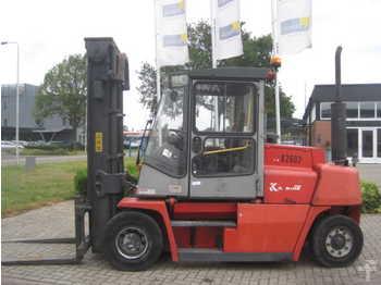 Kalmar DCE 80-6HE - heftruck