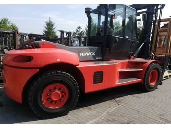 LINDE H120 - heftruck