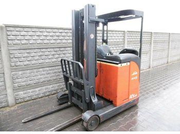 Linde R14S  - reach truck