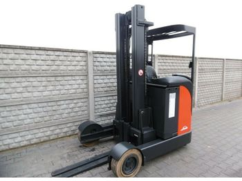 Linde R16G-12 NEW BATTERY  - reach truck