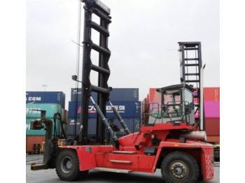 Kalmar DCF100-45E6  - gaffeltruck til containerhåndtering