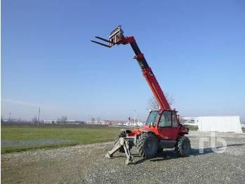 Teleskop truck MANITOU MT1235S 3500 Kg 4x4x4