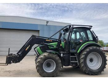 Deutz-Fahr AGROTRON M610  - landbouw tractor