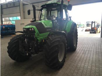 Landbouw tractor Deutz-Fahr Agroton 6160