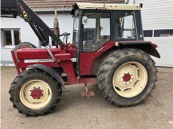 IHC 744 AS  - landbouw tractor