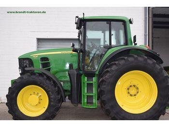 JOHN DEERE 7530 - landbouw tractor