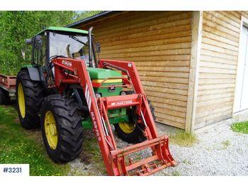 John Deere 2850 - landbouw tractor