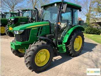 Landbouw tractor John Deere 5058E 4wd Power Reverse Traktor Trekker