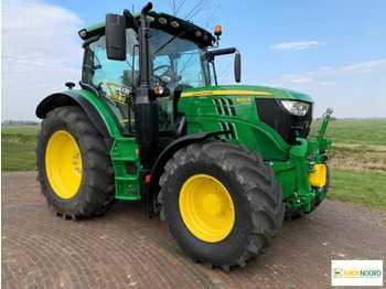 Landbouw tractor John Deere 6130R AP 4wd Auto Power Traktor Trekker
