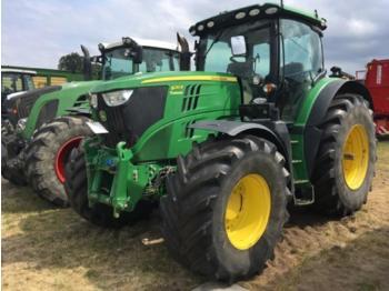 Landbouw tractor John Deere 6210R