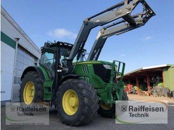 Landbouw tractor John Deere 6210 R