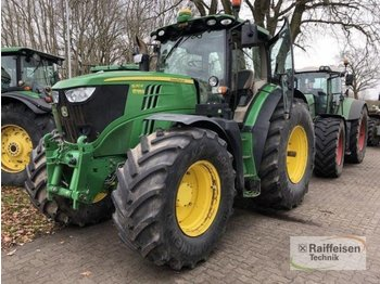 John Deere 6210 R - landbouw tractor