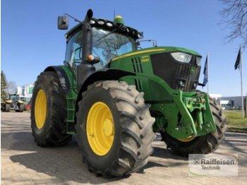 Landbouw tractor John Deere 6215 R