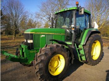 John Deere 6600 - landbouw tractor