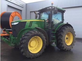John Deere 7230 R - landbouw tractor