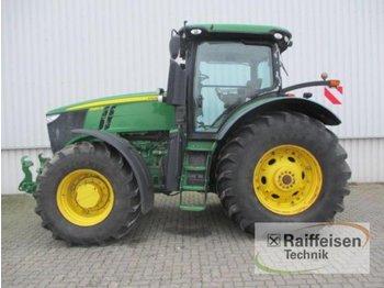 John Deere 7260 R AutoPowr - landbouw tractor