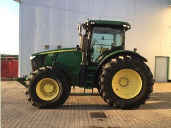 Landbouw tractor John Deere 7280R