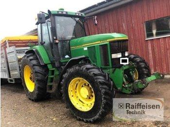 John Deere 7700 - landbouw tractor