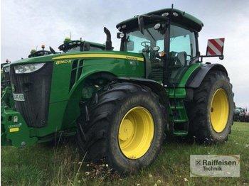 Landbouw tractor John Deere 8360 R Getriebeschaden