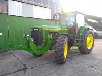 John Deere 8400 Powershift - landbouw tractor