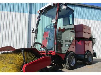VPM 3400 sweeper + salt spreader john deere, stiga  - landbouw tractor