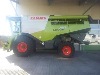 CLAAS Lexion 760 + V 770 - maaidorser