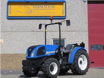 New Holland T3.80F - mini tractor