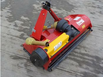 Hymari PTO Driven Compact Flail Mower to suit 3 Point Linkage - mulcher