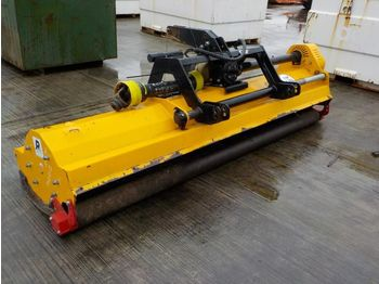 McConnel PTO Driven 2.8m Flail Mower to suit 3 Point Linkage - mulcher