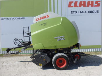 Claas VARIANT 360 RC - ronde balenpers