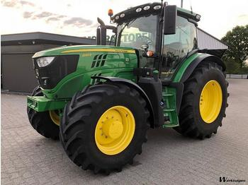 John Deere 6155R - landbrugs traktor