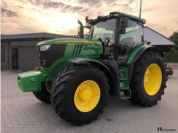 John Deere 6195R - landbrugs traktor