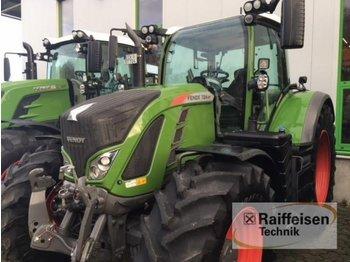 Fendt 724 Vario S4 Profi Plus - jordbrukstraktor
