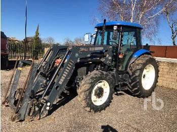 NEW HOLLAND TD95D - jordbrukstraktor