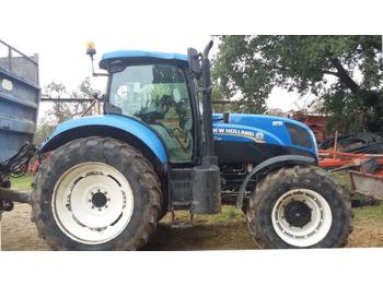New Holland T7 185 - jordbrukstraktor