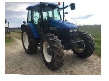 New Holland TS 100 - jordbrukstraktor