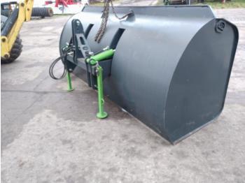 Annaburger Siloschild 3 Meter - silo-utstyr