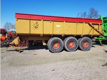 BRESTON landbouwkieper 18 ton - Landwirtschaftlicher Anhänger