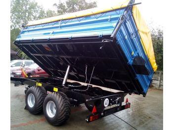 Landwirtschaftlicher anhänger Techmont Przyczepa 8 T/ Anhänger 8T