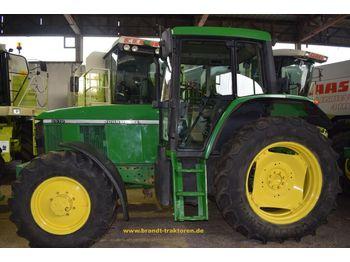 Radtraktor JOHN DEERE 6510